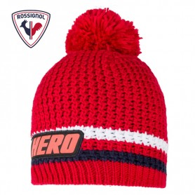 Bonnet de ski ROSSIGNOL Hero Rouge Junior