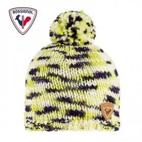 Bonnet de ski ROSSIGNOL Zya Jaune Junior