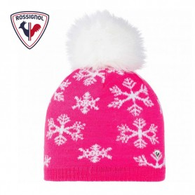 Bonnet de ski ROSSIGNOL Ella Rose Junior