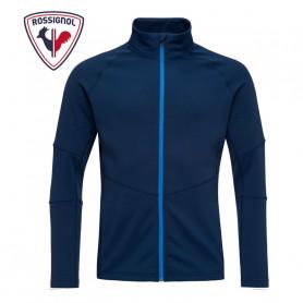 Veste zippée ROSSIGNOL Classique Clim Bleu marine Homme