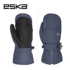 Moufles de ski ESKA Focus Bleu Marine Femme