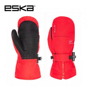 Moufles de ski ESKA Focus Rouge Femme