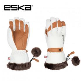 Gants de ski ESKA Blingbling Ecu Femme