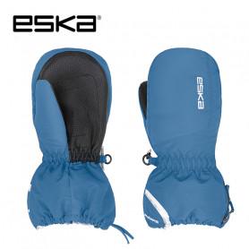 Moufles de ski ESKA Bubble Bleu Junior