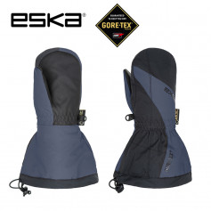 Moufles de ski Gtx ESKA Boaz Pro Noir / Marine Junior