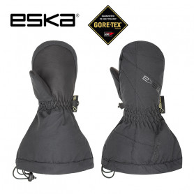 Moufles de ski Gtx ESKA Boaz Pro Noir Junior