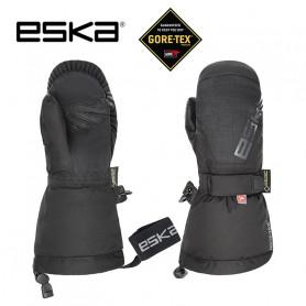 Moufles de ski Gtx ESKA NOK Noir Junior