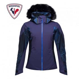 Veste de ski ROSSIGNOL Aile Bleu nuit Femme