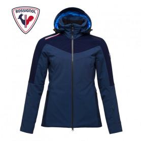 Veste de ski ROSSIGNOL Supercorde Bleu marine Femme