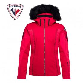 Veste de ski ROSSIGNOL Ski Jacket Rouge Femme