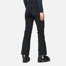 Pantalon de ski ROSSIGNOL Softshell Pant Noir Femme