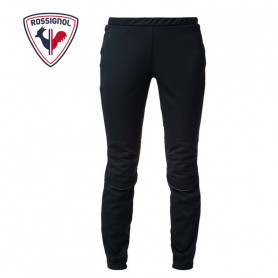Pantalon de ski nordique ROSSIGNOL Softshell Noir Femme