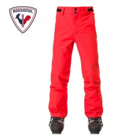 Pantalon de ski ROSSIGNOL Boy Ski Rouge Garçon
