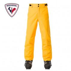Pantalon de ski ROSSIGNOL Boy Ski Jaune Garçon