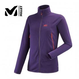 Veste Polartec MILLET Light Grid Violet Femme