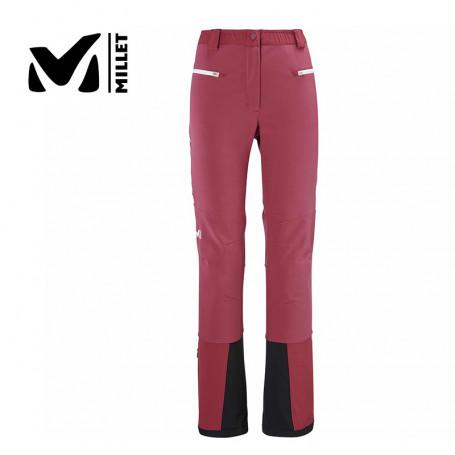 Pantalon MILLET Touring Shield Bordeaux Femme