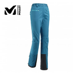 Pantalon ski de rando MILLET Touring Shield Bleu Femme