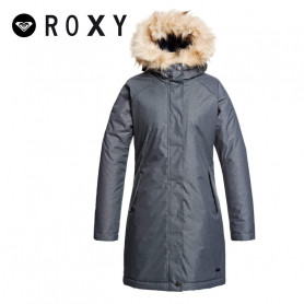 Parka ROXY Shadow of Life Gris Femme