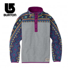 Veste polaire BURTON Youth Spark PLVR Multicolore Fille