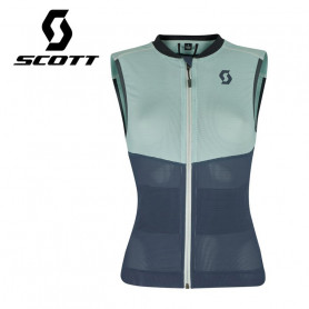 Veste de protection SCOTT Airflex Light Vest Protector Bleu / Gris Femme