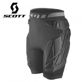 Short de protection SCOTT Light Padded Short Noir Unisexe