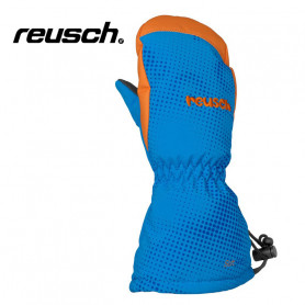 Moufles de ski REUSCH Maxi R-tex® XT Blue BB Garçon