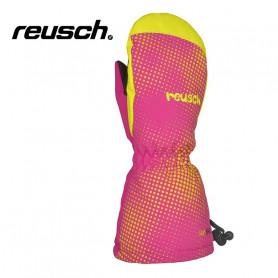 Moufles de ski REUSCH Maxi R-tex® XT Rose BB Fille