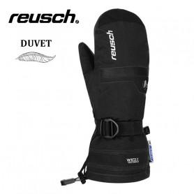 Moufles de ski REUSCH Kito R-tex Noir Junior
