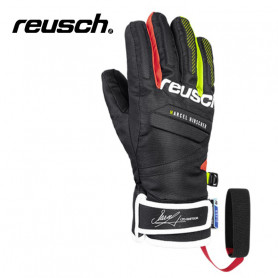 Gants de ski REUSCH Marcel Hirscher R-tex Noir Junior