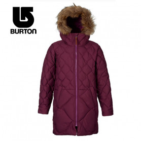 Manteau BURTON Girls Lovell Violet Junior