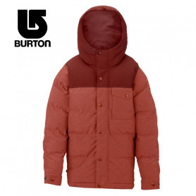 Blouson BURTON Boys Barnone Brique Junior