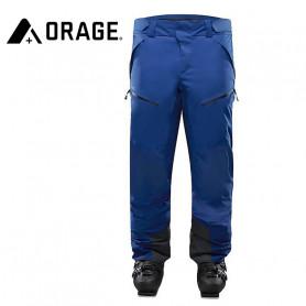 Pantalon de ski ORAGE Exodus Bleu Horizon Homme