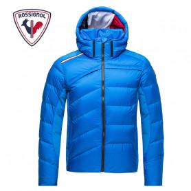 Doudoune de ski ROSSIGNOL Hiver Down Bleu roi Homme