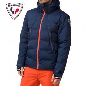 Doudoune de ski ROSSIGNOL Départ Bleu Homme