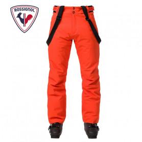 Pantalon de ski ROSSIGNOL Ski Pant Orange Homme