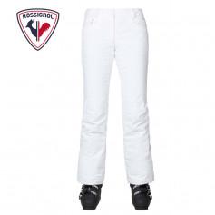 Pantalon de ski ROSSIGNOL Palmarès Blanc Femme