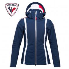 Veste de ski ROSSIGNOL Palmarès Bleu marine Femme