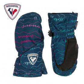 Moufles de ski ROSSIGNOL Baby ImpR Bleu BB Fille