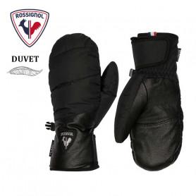 Moufles de ski ROSSIGNOL Pure Down Noir Femme