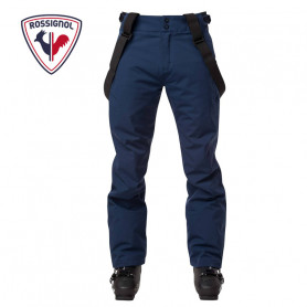 Pantalon de ski ROSSIGNOL Course Bleu marine Homme
