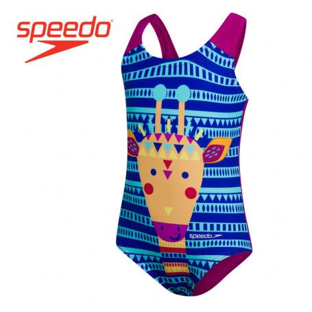 Maillot de bain SPEEDO Essential Appliqué Girafe