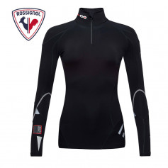 Maillot ROSSIGNOL Infini Compression Race Noir Femme