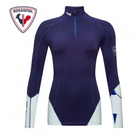 Maillot ROSSIGNOL Infini Compression Race Nocturne Femme