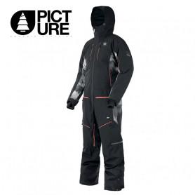 Combinaison de ski PICTURE Xplore Suit Noir Homme