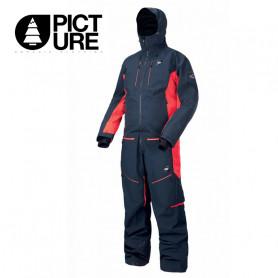 Combinaison de ski PICTURE Xplore Suit Bleu marine Homme