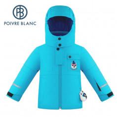 Veste de ski POIVRE BLANC W19-0900 BBBY Bleu clair BB Garçon