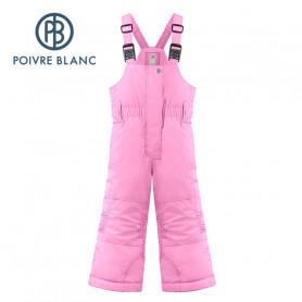 Salopette de ski POIVRE BLANC W19-1024 BBGL Rose BB FIlle
