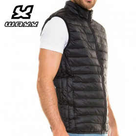 Doudoune sans manches WAXX Shelter Sorona Vest Noir Homme