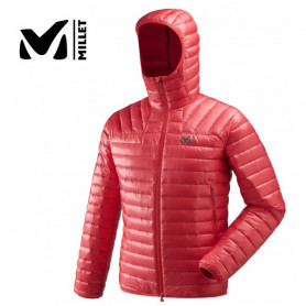 Doudoune MILLET K Synth'X Down Hoodie Rouge Homme