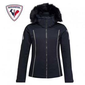 Veste de ski ROSSIGNOL Ski Jacket Noir Femme